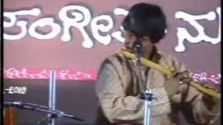 Download Hindi Video Songs - Bapu Flute Bellary Concert 03