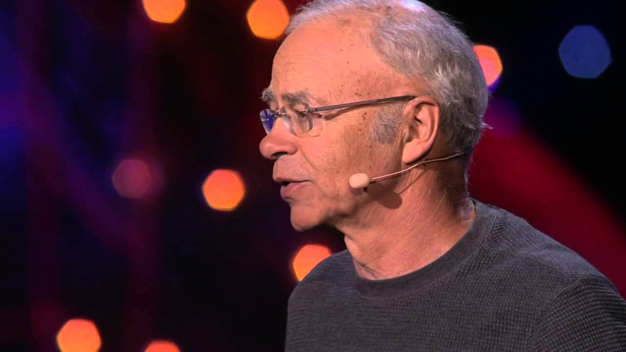 peter singer the why and how of effective altruism