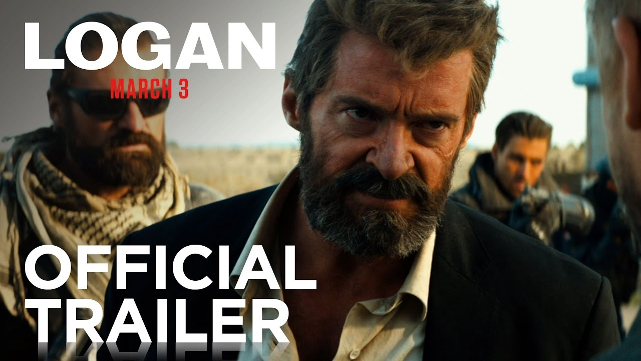 CINEMA SCAPE: Logan, Official Movie Trailer [HD]. Image Amplified www.imageamplified.com
