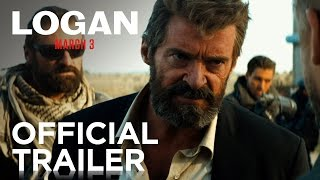 Logan | Official Trailer [HD] | 20th Century FOX thumbnail
