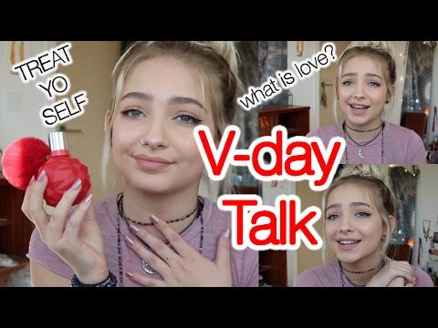 Valentine's Day Talk  Loving Yourself  Hannah Blair