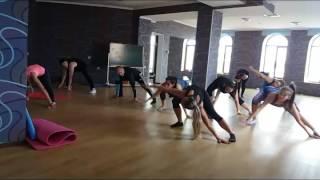 Стретчинг в групповом тренинге(Мастер класс группового занятия. Преподаватель Татьяна Салатина., 2016-08-08T10:56:35.000Z)