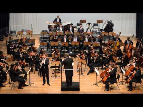 Weber: Concerto nº 02 para Clarineta e Orquestra
