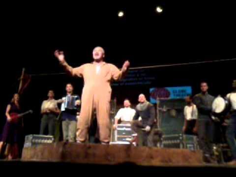 Shakespeare's Globe en el Teatro Nacional