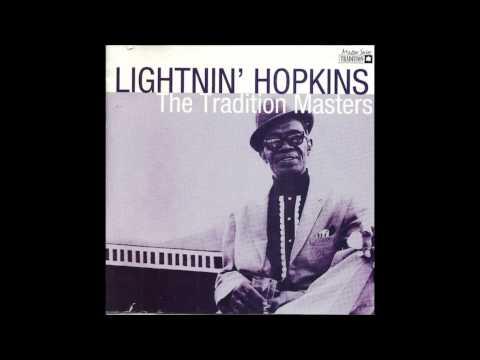 Lightnin' Hopkins,Trouble In Mind