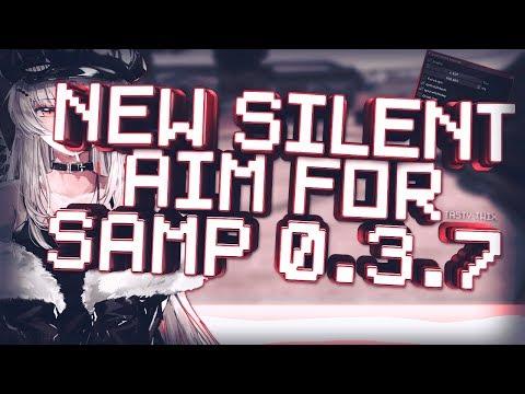 [CLEO] НОВЫЙ САЙЛЕНТ АИМ 2019 ГОДА // NEW SILENT AIM FOR GTA SAMP 0.3.7 // ЛУЧШИЙ АИМ