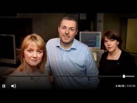 BBC Radio Scotland ME & PACE Trial 20/2/18