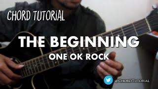 The Beginning One OK Rock CHORD
