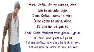 Alvaro Soler - Sofia Lyrics English and Spanish - Tranlsation …