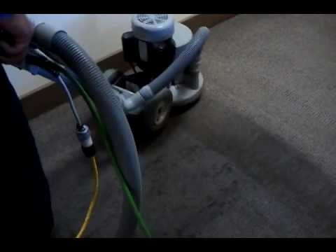 Chemdry Carpet Cleaning Demo