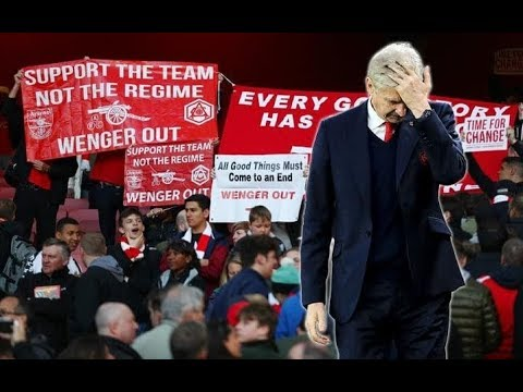 Wenger Out (Explicit Rant)