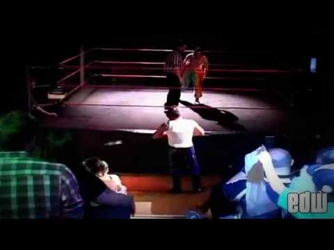 EDW - Joey Sanchez Vs. Jayme Future - Last Man Standing