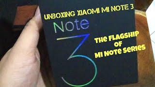 Xiaomi Mi Note 3 - Mantan Flagship Dengan Performa & Kamera Gahar.