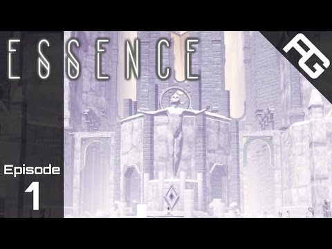 Litora - Let's Play Essence - Episode 1 - Essence Gameplay - Essence early access