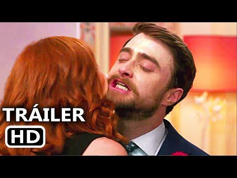 KIMMY VS EL REVERENDO Tráiler Latino Español SUBTITULADO (2020) Daniel Radcliffe