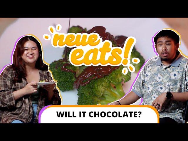 NEUE Eats: Will It Chocolate?