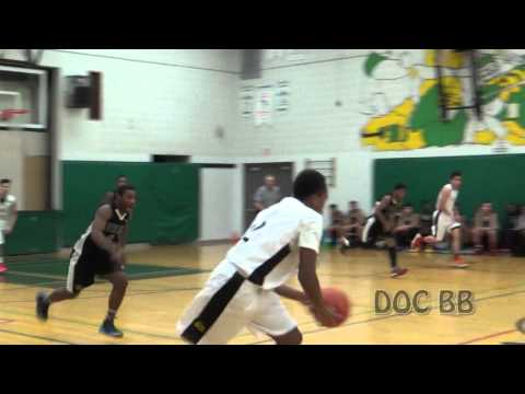 Denis O'Connor Basketball Highlight Tape