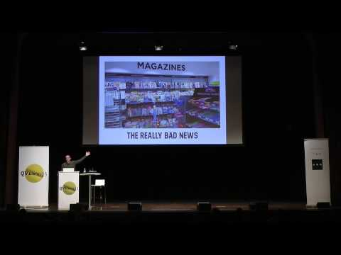 Steve Watson – Stack: Discover a different independent magazine every month