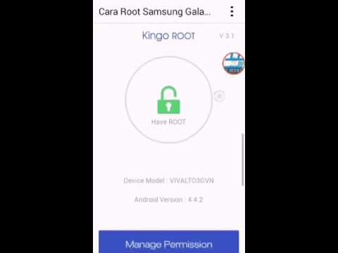 Samsung Galaxy V Root No Pc