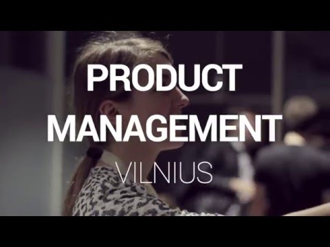 Vilnius Product Management Meetups