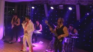 Banda Baile BH Elvis Presley Caricato - Kiss me quick Congonhas MG