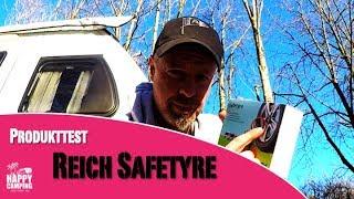 Produkttest Reich Safetyre Reifendrucksystem   Happy Camping