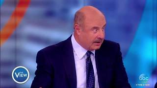 Dr. Phil McGraw On Trump and Macron's Bromance, Kanye's Tweets, Danielle Bregoli | The View