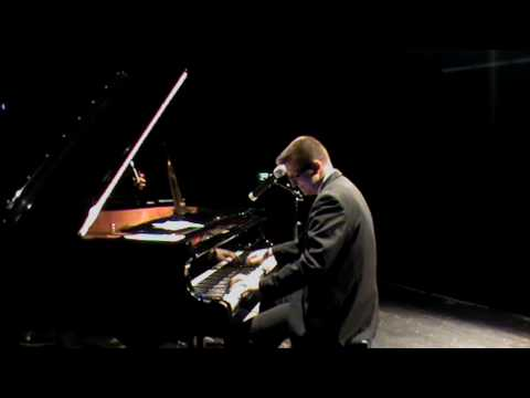 »Living Downtown« - Fast Piano Boogie Woogie / Swing