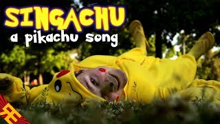 SINGACHU: A Pikachu Song [by Random Encounters]