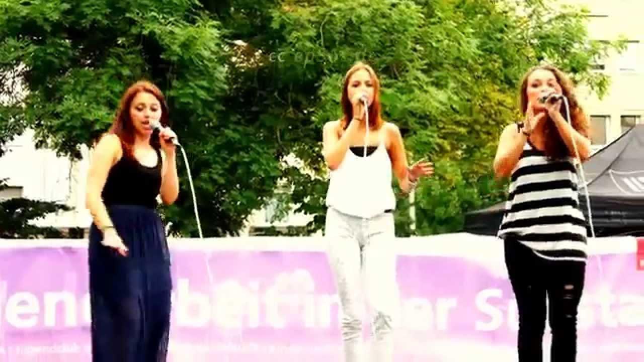 Cute Teen Girl Band from Europe - YouTube