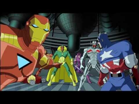 Los Vengadores Vs Ultron en Español Latino FULL HD