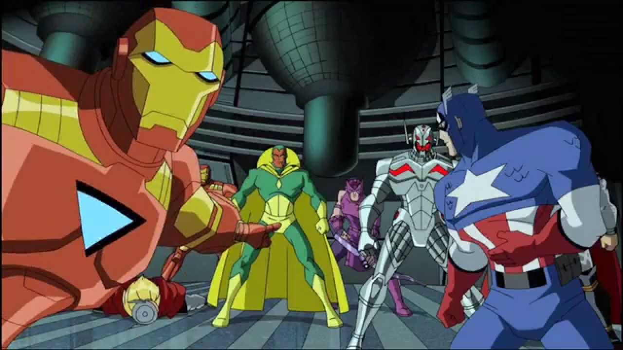 Ultron Marvel Avengers