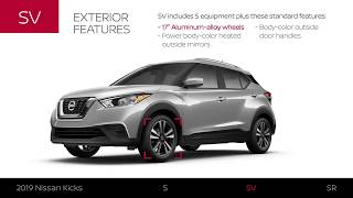 2019 nissan kicks sv model review- el paso dealer, casa