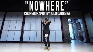 "June Marieezy Ft. Jordan Hardy ""Nowhere"" Choreography by Jolo Cabrera"