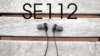 Shure SE112 Review!