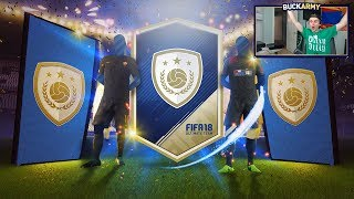 5 GUARANTEED ICON PACKS!!! FIFA 18 Ultimate Team