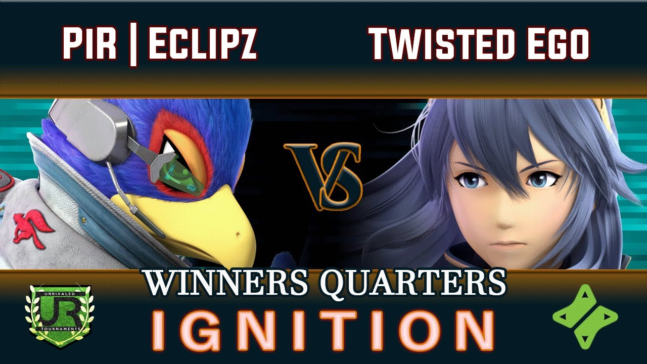 Download Ignition #224 WINNERS QUARTERS - PiR | Eclipz (Falco) vs Twisted Ego (Lucina)