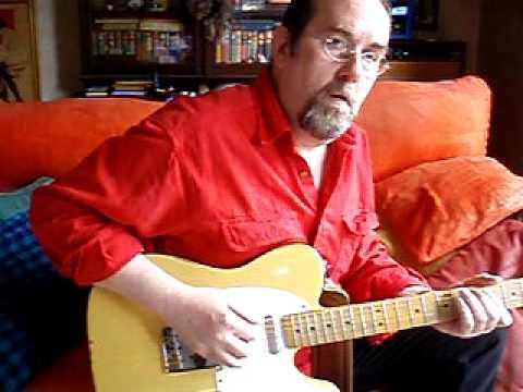 Dog Years - original song - Fender Roadworn Telecaster