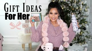 Christmas Gift Ideas For Her - Fashion, Lifestyle & Beauty! MissLizHeart