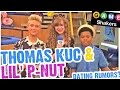 Thomas Kuc & Lil' P-Nut Answer Cree & Dating Rumor, Ship Jace & Isabela, & Game Shakers S2 Updates!