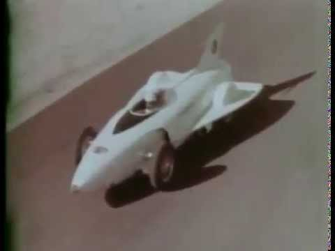 firebird 1 gm 1950s concept car film youtube