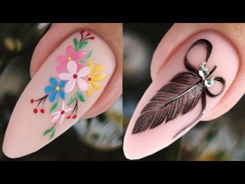 The Best Nail Art Designs Compilation #202 - Nail Art Design Tutorial thumbnail