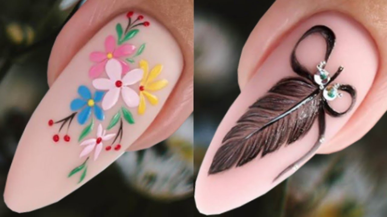 The Best Nail Art Designs Compilation #202 - Nail Art ...