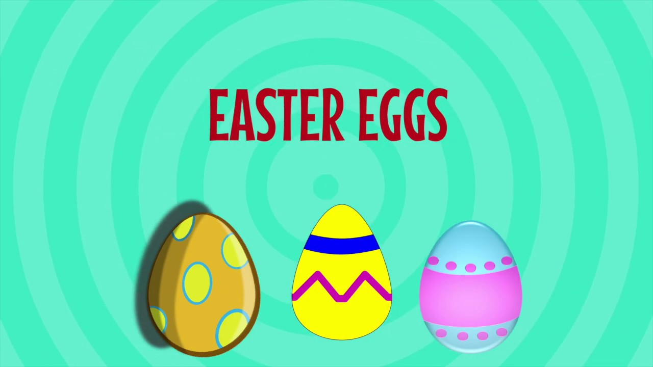History Of Easter Eggs For Kids Animation Youtube