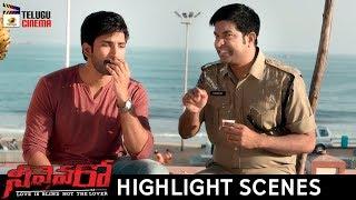 Neevevaro Movie HIGHLIGHT SCENES | Aadhi Pinisetty | Taapsee | Ritika | Kona Venkat | Telugu Cinema