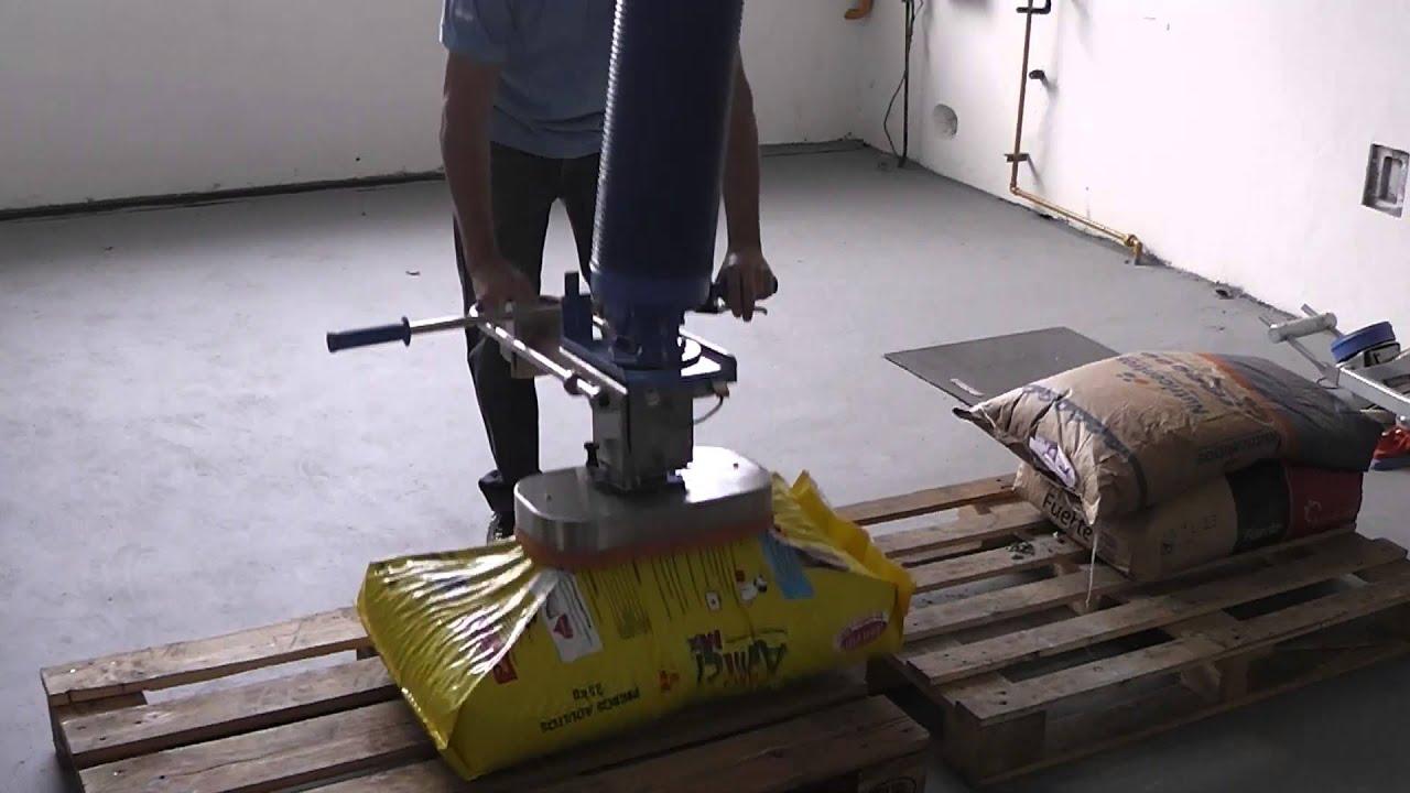Manipulacion de bolsas por vacio youtube - Bolsas rayen vacio ...