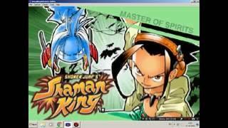 GBA Shaman King Рио 1080p Часть 1