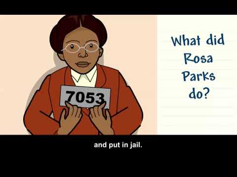 Rosa Parks Brainpop