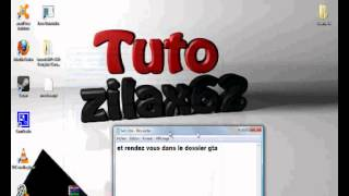 [TUTO] METTRE GTA EN FRANCAIS + SAVE A 100%