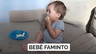 BEBE FAMINTO - #DesafioGrow | Vlog #101 | Lia Camargo
